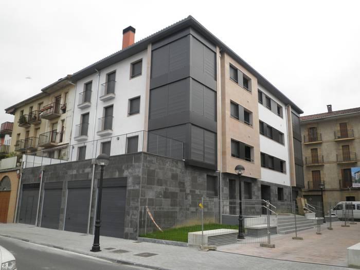 226788 Construcciones Ugarte, S.L. eraikuntzak arg