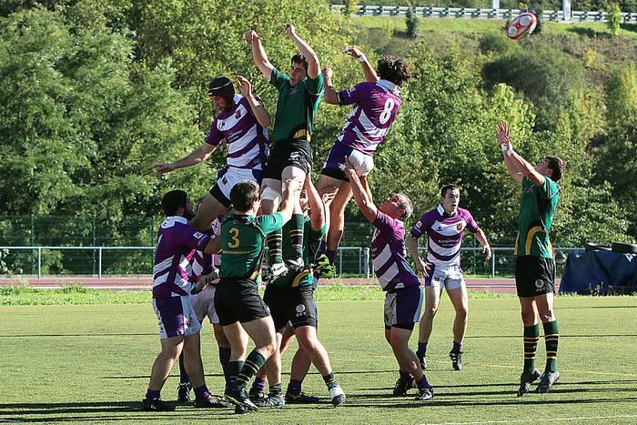 Garaipenarekin hasi du denboraldia Arrasate Rugby taldeak