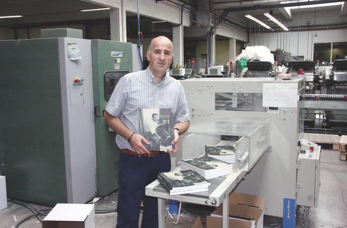 Simon Arrieta margolariaren bizitza eta obrak liburu batean bildu dituzte