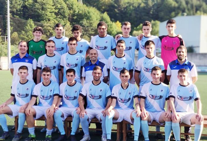 UDAko ohorezko jubenilen taldeak Euskal Ligan jokatuko du