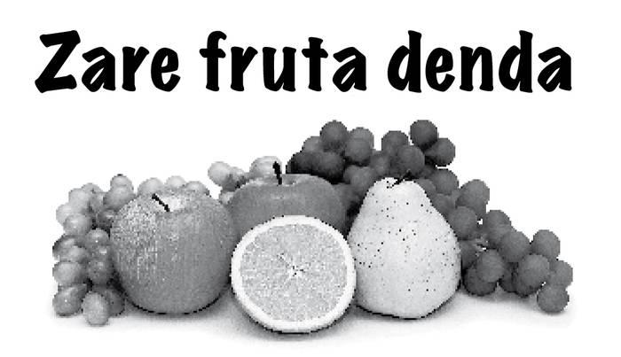 Zare fruta denda