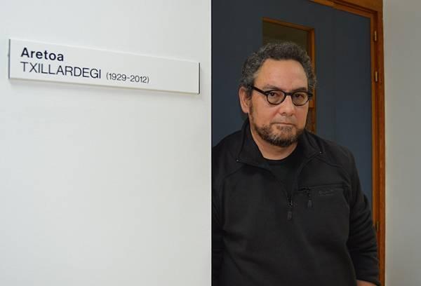 """Fito Rodriguez (Txillardegi Liburutegia Herri Ekimena taldeko presidentea): """"Idazleku eta gordeleku izan zuen Arantzazu"""""""