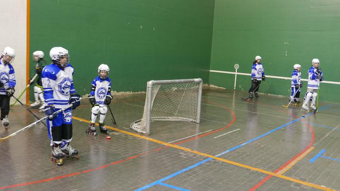 Irristaketan eta hockeyan lehen urratsak emateko aukera