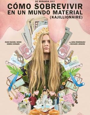 'Cómo sobrevivir en un mundo material' filma, zineklubean