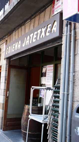 820076 Goiena txinatar jatetxea argazkia (photo)