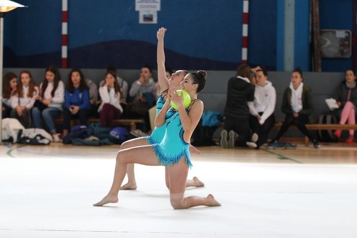 Maila bikaina gimnasia erritmikoko txapelketan - 32