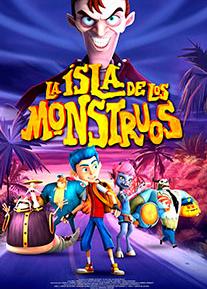 'La isla de los montruos' filma, gaztetxoendako