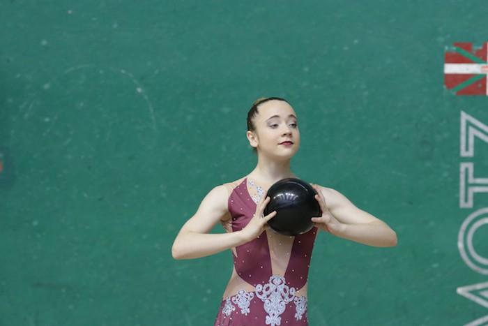Ikasturte amaierako erakustaldia egin dute arrasateko gimnastek - 14