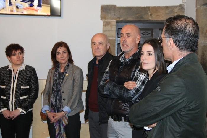Arizmendik Jose Arana gunea inauguratu du - 7