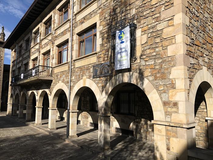 Zuazola-Larraña, Oñati Bigarren Hezkuntzako Institutu Publikoa izango da hemendik aurrera