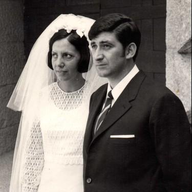 Joxe Antonio eta Rosarito