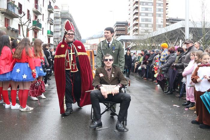Aratusteetako desfilea Arrasaten - 73