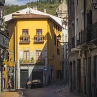 'El patrimonio arquitectonico en Bergara durante la Edad Moderna' hitzaldia
