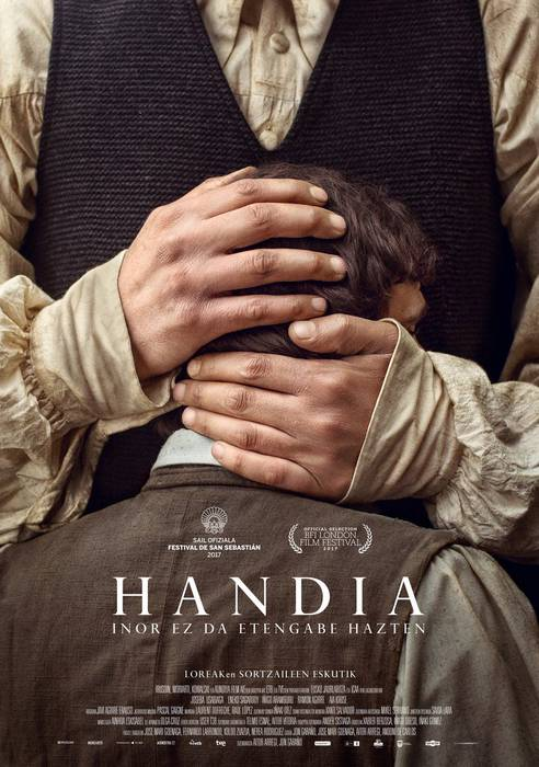 'Handia' filma