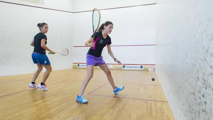 Euskal Ligako squash txapelketa Arrasaten