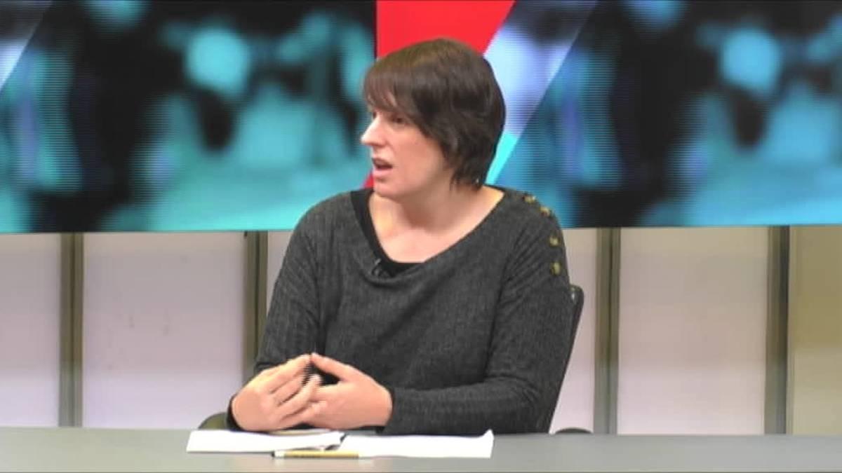 """Amaia Arroyo Sagasta: """"Aldaketa teknologikoetara egokitzen ez bagara, badago deskonexio bat sorteko arriskua"""""""