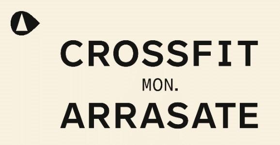 CROSSFIT ARRASATE logotipoa
