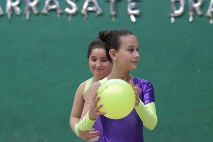 Ikasturte amaierako erakustaldia egin dute arrasateko gimnastek - 25