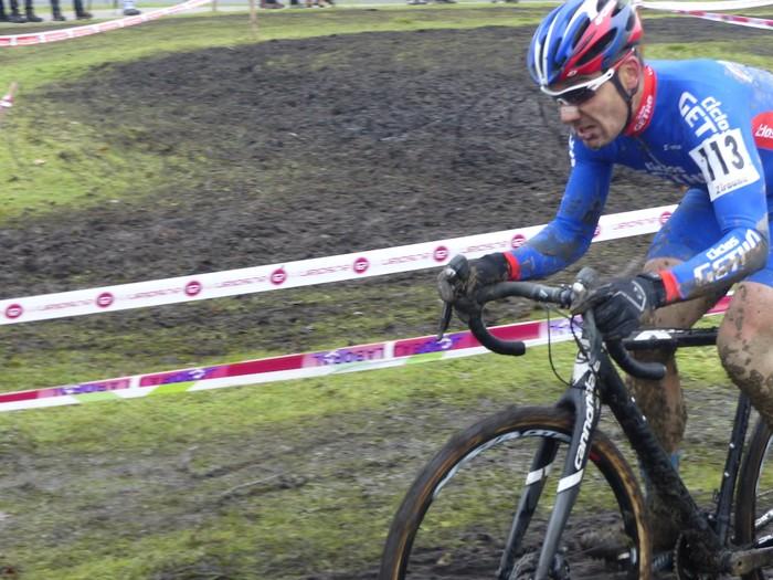 Ruiz de Larrinaga eta Lekuona garaile Arrasateko ziklo-krosean - 65