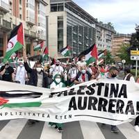 'Palestina aurrera!' izeneko hitzaldia eskainiko dute Askapenako kideek