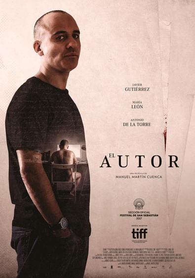 'El autor' filma