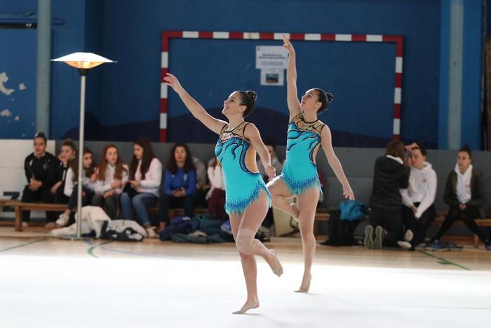 Maila bikaina gimnasia erritmikoko txapelketan - 22