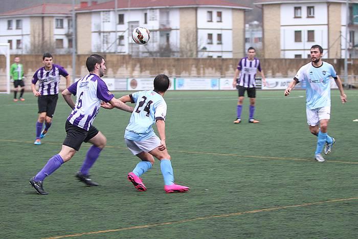 Aretxabaletak irabazi du Mondraren aurkako derbia (2-1)