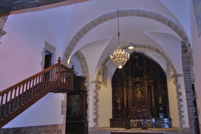 Ezkutuko altxorrak: Oñatiko Magdalenako ermita