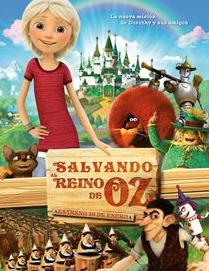 'Salvando al reino de Oz' filma, gaztetxoendako