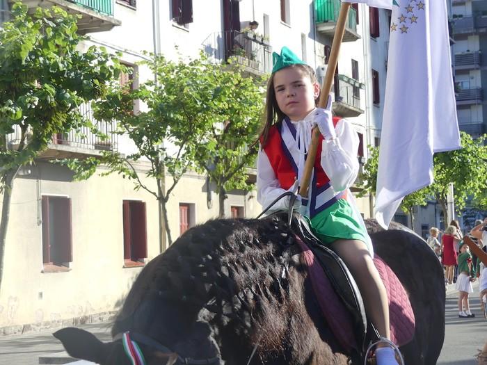 Txikitxoenek San Juan festetan murgildu dute herria - 20
