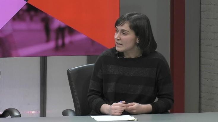 """Maider Eguzkitza: """"Nerabezaroa igarotze fase bat da gaztetxoendako"""""""