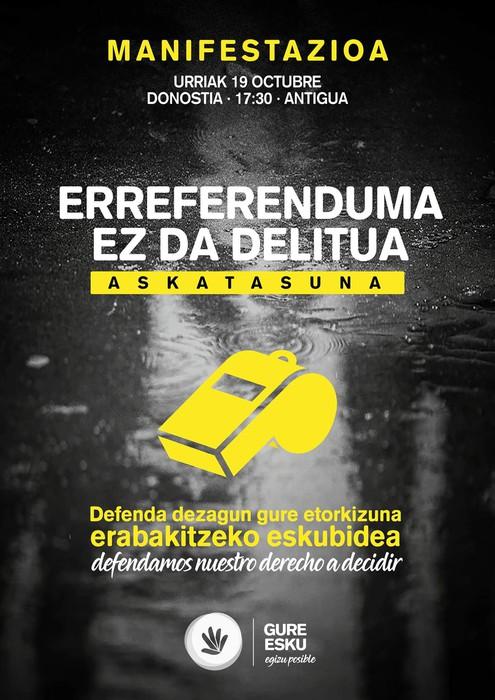 LARRIALDI DEMOKRATIKOARI ERANTZUNA!!!