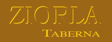 Ziorla taberna logotipoa