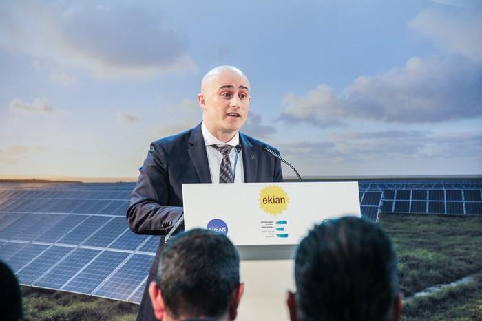 'Ekian' jaio da, Euskadiko eguzki-energia parke handiena