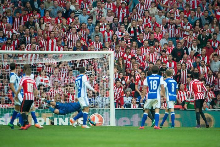 Athletic-Reala derbiko argazkiak - 21