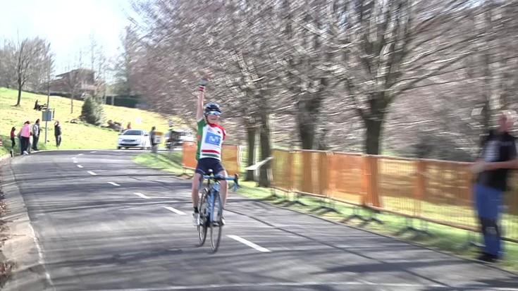 Eider Merinok irabazi du Gorlako Igoera