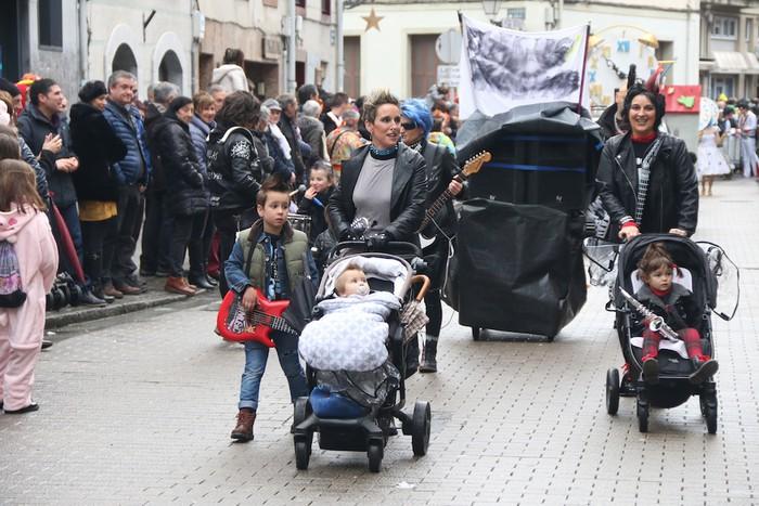 Inauterietako desfilea Aretxabaletan - 92