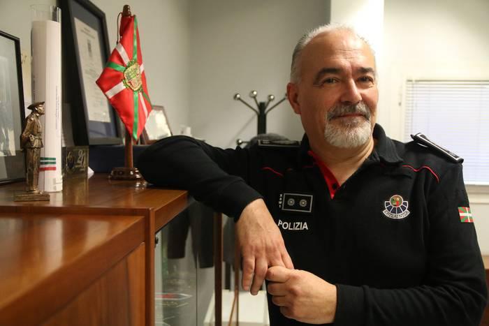 """Iñigo Loiola: """"Euskadiko delinkuentzia indize baxuenak ditugu Deba-Urola barrutian"""""""