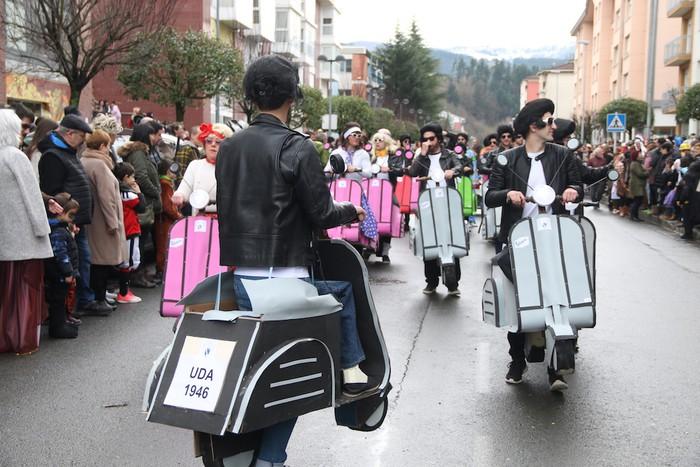 Inauterietako desfilea Aretxabaletan - 81