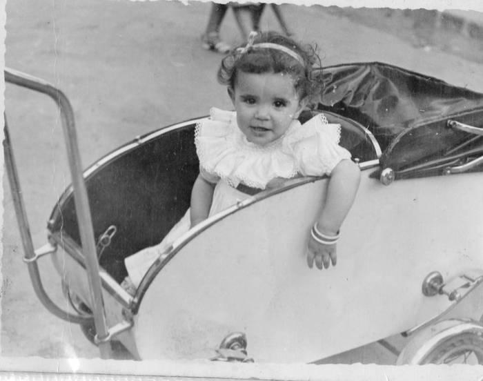 'Nire kotxetxoan 1951'