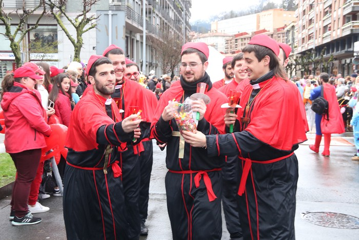Aratusteetako desfilea Arrasaten - 65