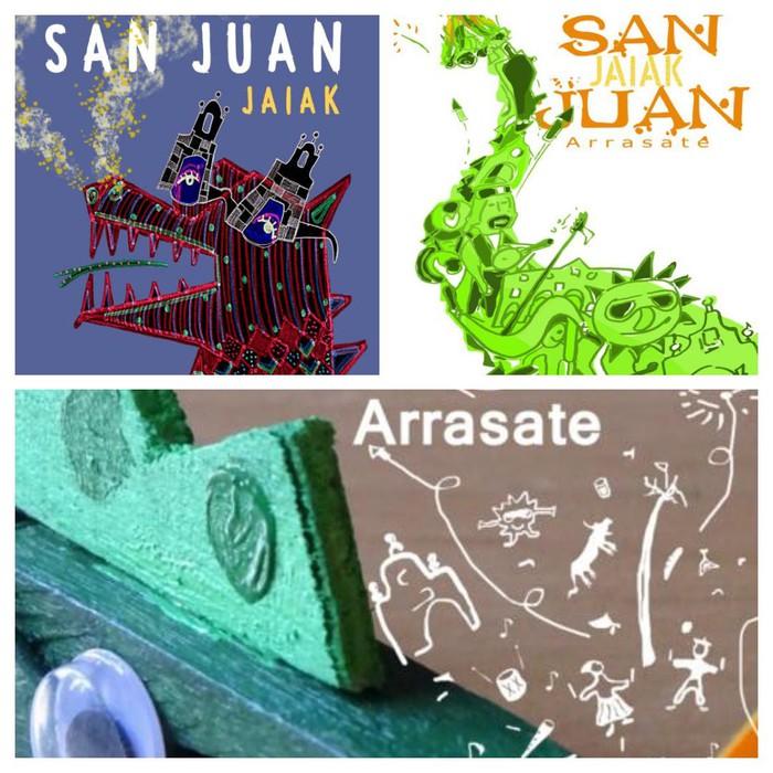 San Juanetako kartel lehiaketarako lanak aurkezteko epea zabalik dago