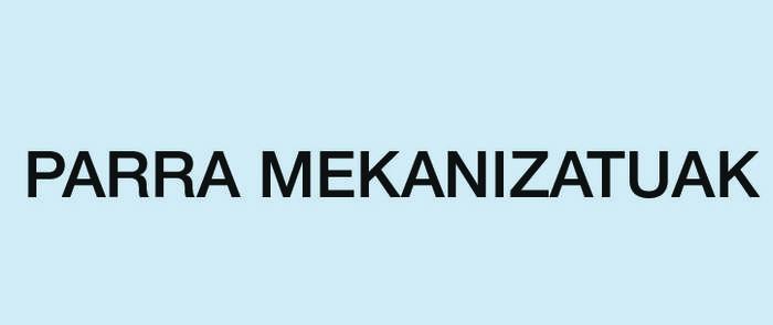 72821 Parra Mekanizatuak, S.L. argazkia (photo)