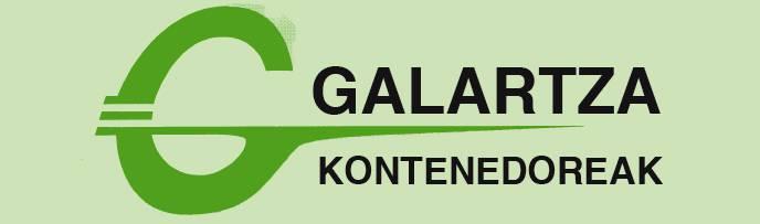 Galartza edukiontziak logotipoa