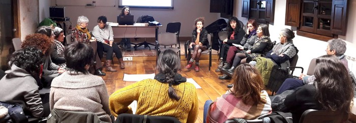 Greba feminista antolatzeko bigarren bilera irekia, otsailaren 11n