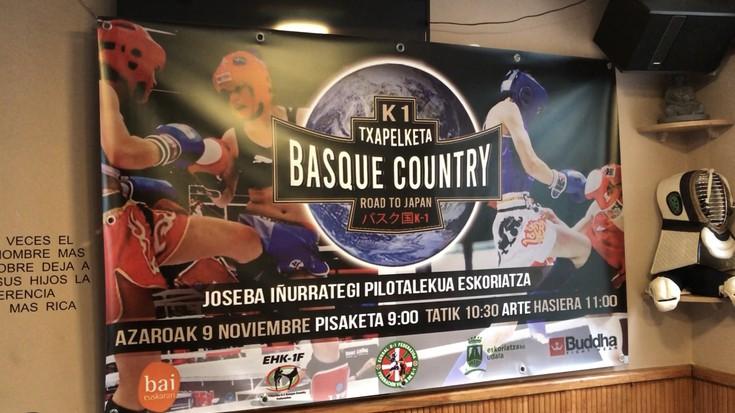 Ikusmina sortu du K-1 Basque Country txapelketako pisatzeak