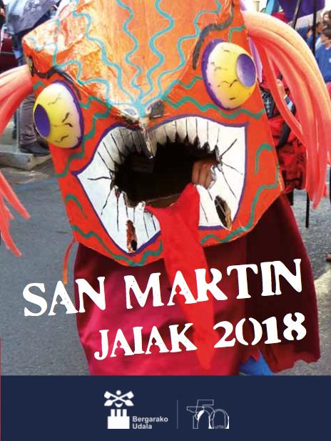 San Martin jaiak
