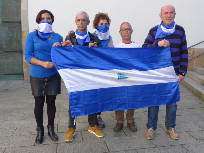'Debagoiena Nikaraguako giza eskubideen alde' jardunaldiak apirilaren 1etik maiatzaren 4ra bitarte