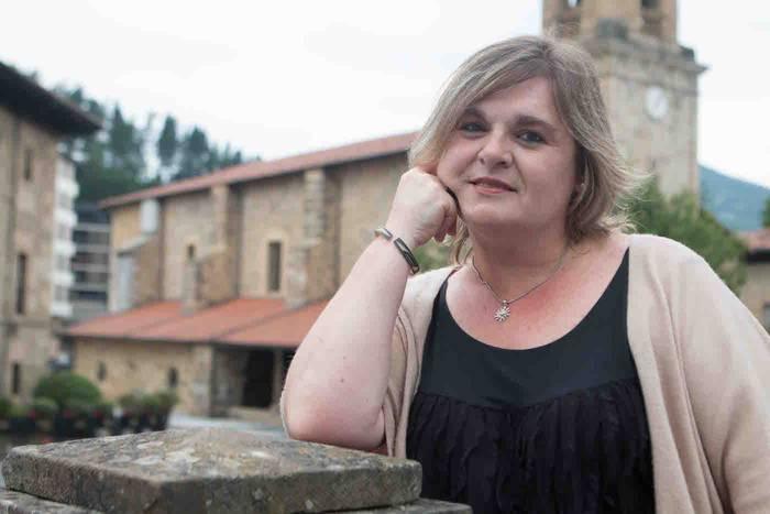 Euskaltzain oso izateko hautagai da Miriam Urkia aretxabaletarra