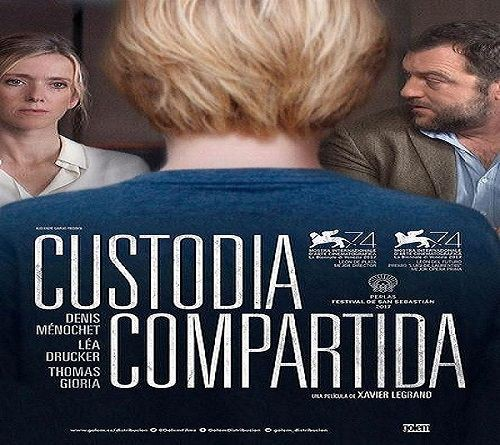 'Custodia compartida' filma